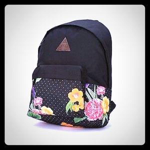 Neff Professional Floral 18L Laptop Backpack